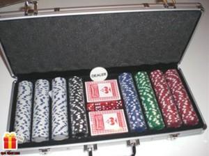 bộ poker 400 chip